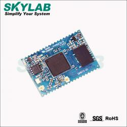 China SKYLAB Low Power WiFi AP Router Module SKW73 300Mbps Portable Mini Wireless WiFi Router on sale