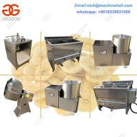 Banana Chips Production Machine|Banana Chips Production Line Price|Plantain Chips Processing Machine for Commercial Use