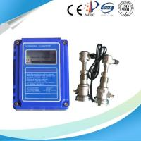 Wall Mounted Monitoring Ultrasonic Type Flow Meter With SD Card