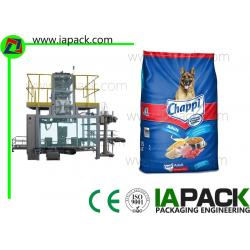 China Food Open Mouth Bagging Machine , 15Kg Big Bag Packing Machine on sale