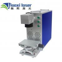 optical fiber laser marking machine 20W for metal wood pvc plastic