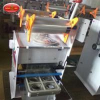 Small Manual Plastic Sealing Machine Sealer Machine For Milk Cup