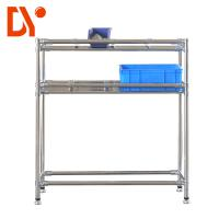 Pallet Rack Type FIFO Storage Racks Large Capacity DY120 For Production