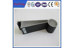 La Chine vente en aluminium faite sur commande d'extrusion, fabricant en aluminium de profil de fabrication d'usine de la Chine fournisseur