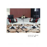 2014 New leather bar chair with armrest