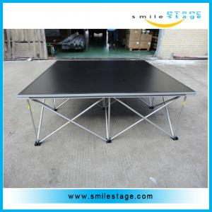 China Portable Chorus Stage Modular Stage Systems supplier