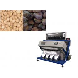 China Chickpea Bean 50HZ CCD Bean Color Sorter , Seed Sorting Machine on sale