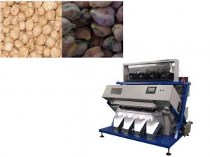 Chickpea Bean 50HZ CCD Bean Color Sorter , Seed Sorting Machine