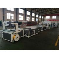 Automatic Corrugated Box Strapping Machine  /  Used Strapping  Carton Box Machine With PP Belt