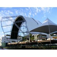 Global Truss Stage Aluminum Trussing Waterproof Roof Framing Rosh Arc - Shaped