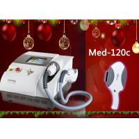 Portable Medical SHR Body Hair Removal Machine Painless Power 2000 Watt