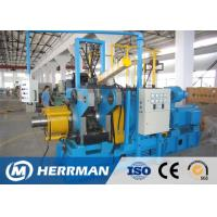 Aluminum Clad Steel Production Line Conklad Machine For ACS Wire / Aluminum Sheath