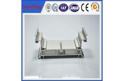 China 6000 series alearon el precio de fábrica de aluminio del perfil/el perfil de aluminio con la anodización proveedor