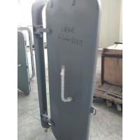 Steel Material Marine Weathertight Single-leaf Quick Acting Steel Doors
