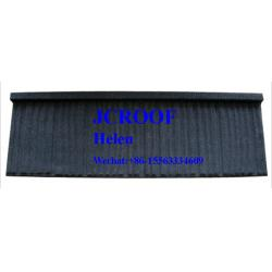 China Buiding Materials Stone Coated Roofing Sheet Customized color , Colored Stone Tile on sale