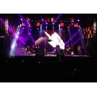 indoor stage led video wall rental hanging aluminum cabinet