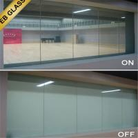 diy glass changes from clear to opaque  EBGLASS