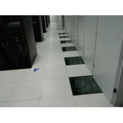 China FS800 Structural Glass Floor Panels ,  Raised Computer Flooring 600 X 600 mm on sale