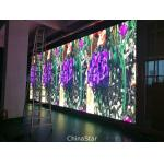 P4.81 SMD2525 Outdoor LED Display Rental 500mm x 1000mm / 500mm x 500mm Cabinet