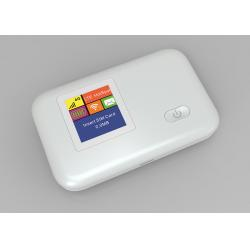 China 4G LTE Pocket Mobile Hotspot WIFI Router With SIM Card As MiFi Or Dongle on sale