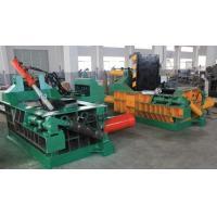 Used Scrap Metal Hydraulic Compress Baler Baling Machine Power Press Machine