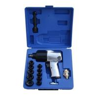 17pc 1/2 Heavy Duty Air Impact Wrench Kit