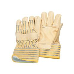China 11 inch construction, maintenance, agriculture work Winter Leather Gloves / Glove 12302 on sale