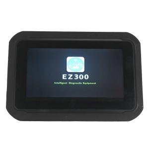 China XTOOL EZ300 Diagnostic Tool For Engine, ABS, SRS, Transmission and TPMS Diagnosis With 3 Years Warranty supplier