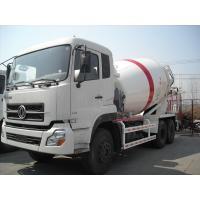 competitive price 375HP diagram of concrete cement mixer truck / 6*4 concrete mixer truck for sale