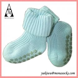 China Anti Slip Star Dotes Cute Baby Socks on sale