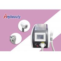 Nd : Yag Laser Tattoo Removal Machine Air + Water + Temperature Control Cooling