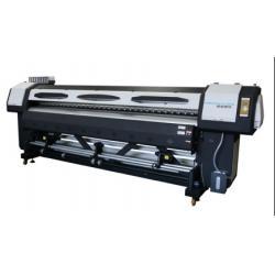 China High Performance Sheet Metal Inkjet Printing Machine 3.2M Print Width on sale