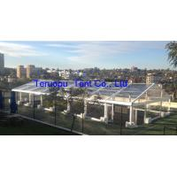 Clear roof cover tent, transparent clear span tent 15x40m for outdoor event
