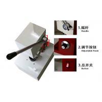 Flip Off Aluminum Tops 20mm Vial Crimper Crimping Tool 380v / 220v