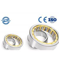 Single Row Cylindrical Roller Bearings N214 Chrome Steel GCR15 Material For Machinery