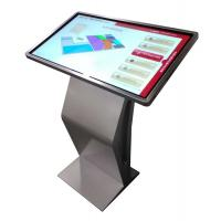 Bank / Hotel Self Service custom digital signage with Touch Table / Steel Metal Cabinet