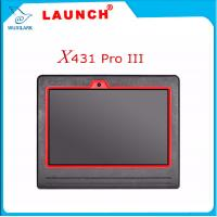 Original LAUNCH X431 PRO3 Scan pad Bluetooth /WIFI Full System Car Diagnostic Scanner with GOLO Tablet scan Tool