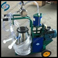 high efficiency piston goat milking machine