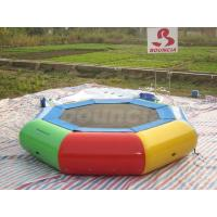 Inflatable Sungear Water Trampoline For Backyard Or Square