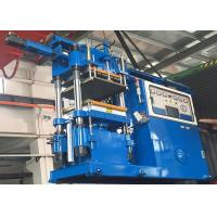 Horizontal 300 Ton Large Size Rubber Heat Exchange Gasket Injectin Machine For Mould