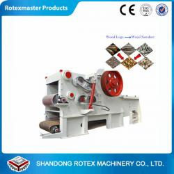 China Reliable Biomass Energy Wood Sawdust Machine With Siemens Motors on sale