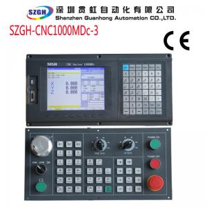 ARM core DSP FPGA CNC Router Controller 3 axis for CNC engraving / Boring machine