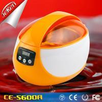 50W Mini Type Portable Jewelry Shop Use Ultrasonic Cleaner 0.75l