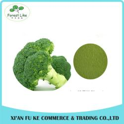 China Vegetable Extract Freeze Dried Organic Broccoli Powder Free Sample on sale