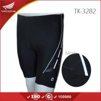 New products for unique bunk fabric design men cycling shorts
