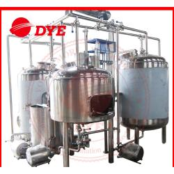 China 2015 large copper used alcohol pub beer brewery equipment for sale on sale