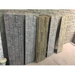 Waterproof Brick 3d Wall Panels Fire Retardant 3d Wall