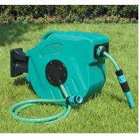 High pressure retractable hose reel 10m , garden hose reels retractable