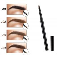 Cosmetic Eyebrows Makeup Products Waterproof Double Ended Oem Colors
