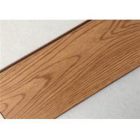 Durable Clearance Laminate Flooring , DIY Matte Solid Oak Floor Boards